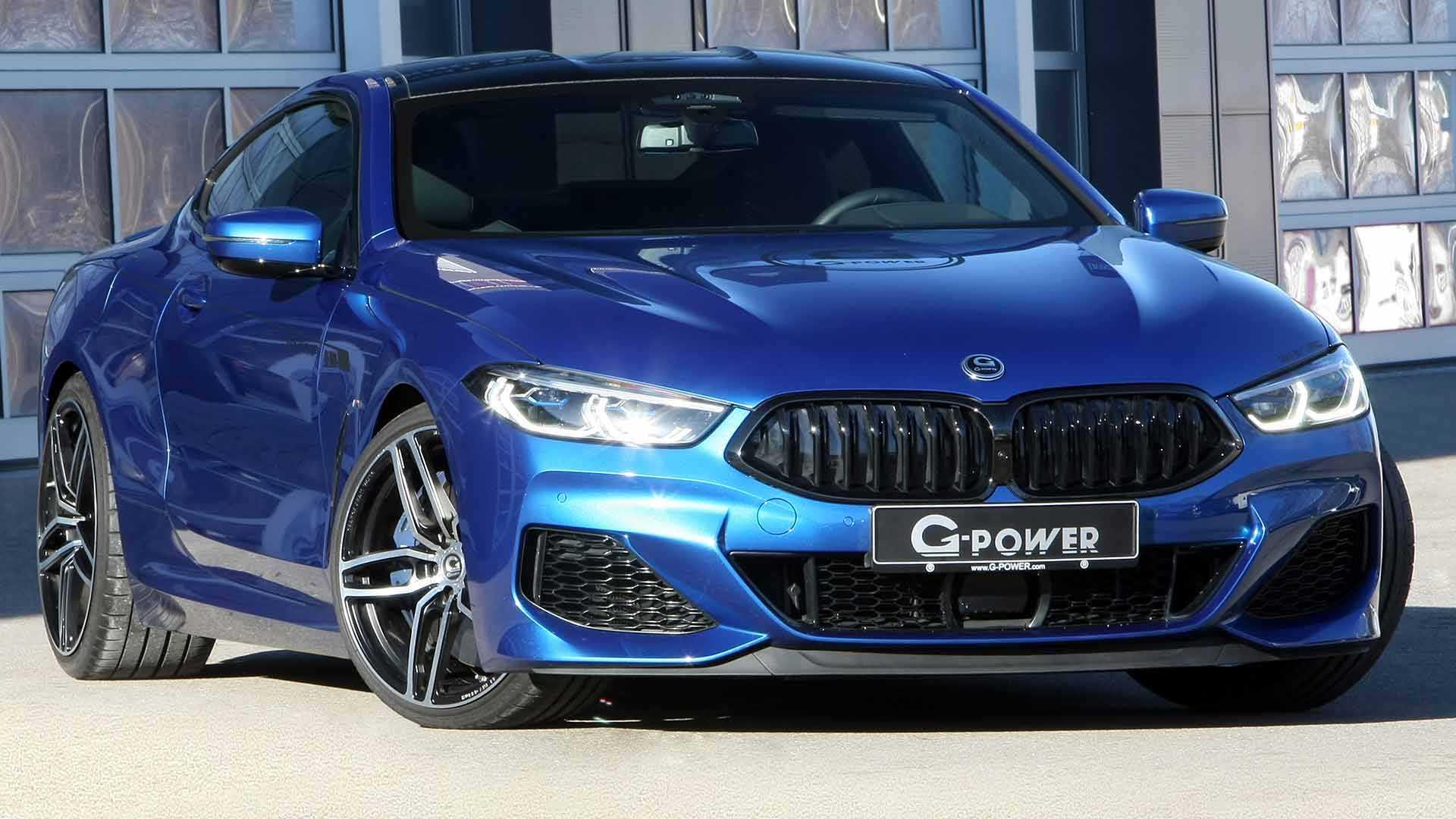 G-Power сделал из BMW M850i альтернативу не вышедшей пока M8 1