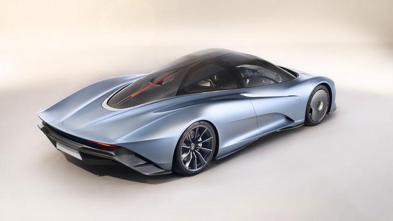 McLaren выпустит 18 новых автомобилей к 2025 году 1