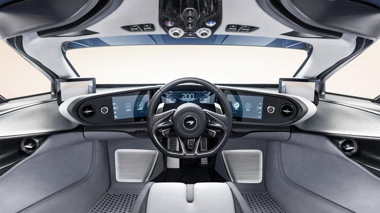 McLaren выпустит 18 новых автомобилей к 2025 году 2