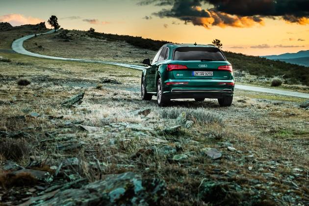 Audi представил SQ5 с дизельным движком 2