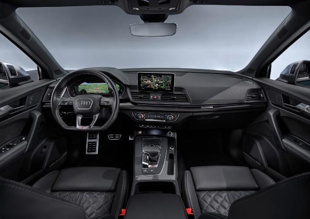 Audi представил SQ5 с дизельным движком 3