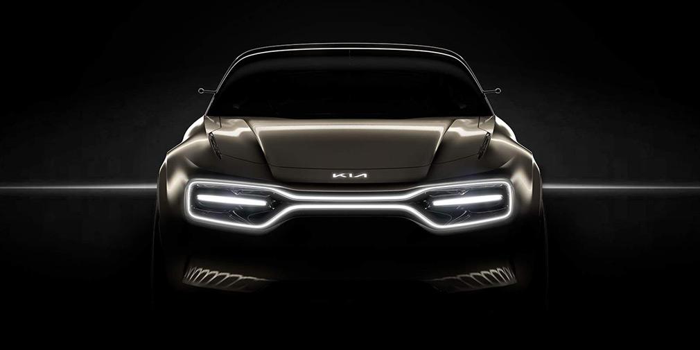 Kia привезет в Женеву предвестника будущих электромобилей 1