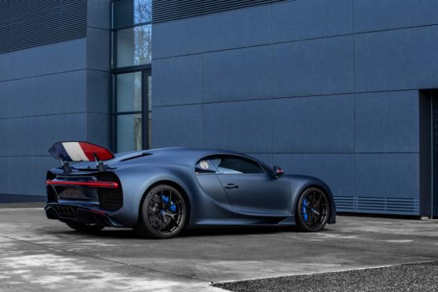 Bugatti представит самый быстрый гиперкар для Фердинанда Пиха 1