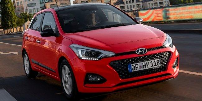 Hyundai работает над спортивной версией компактного хэтчбека i20 1