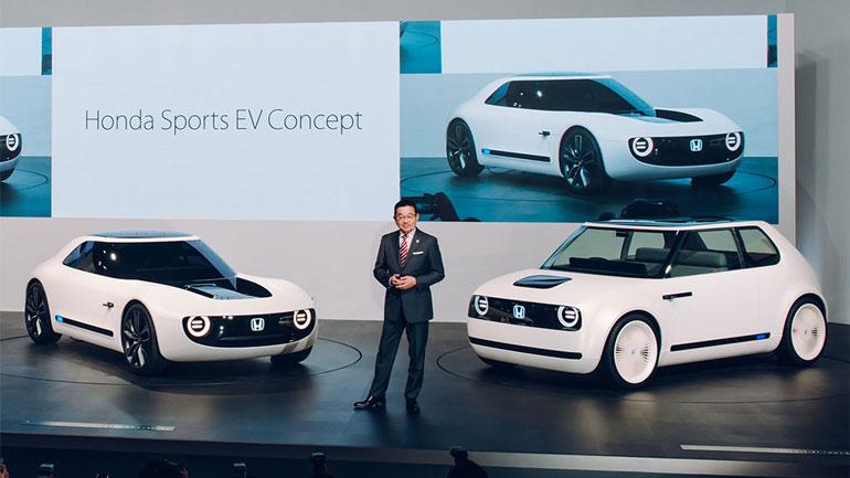 Honda зарегистрировала новое товарное имя «Honda e» 1