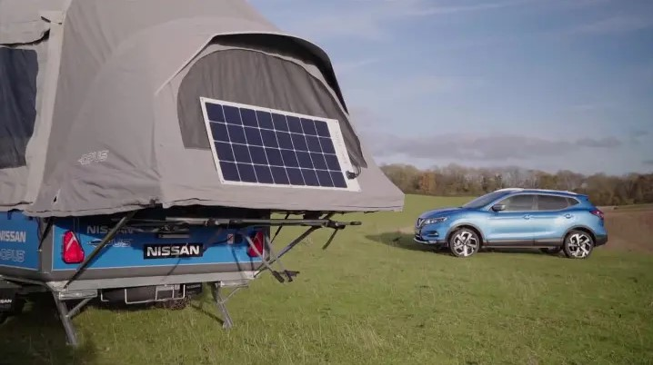 В Nissan придумали, как использовать старые аккумуляторы 1