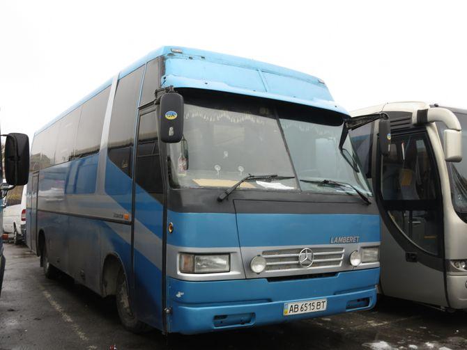 По Украине ездит «автобус-рефрижератор» 1