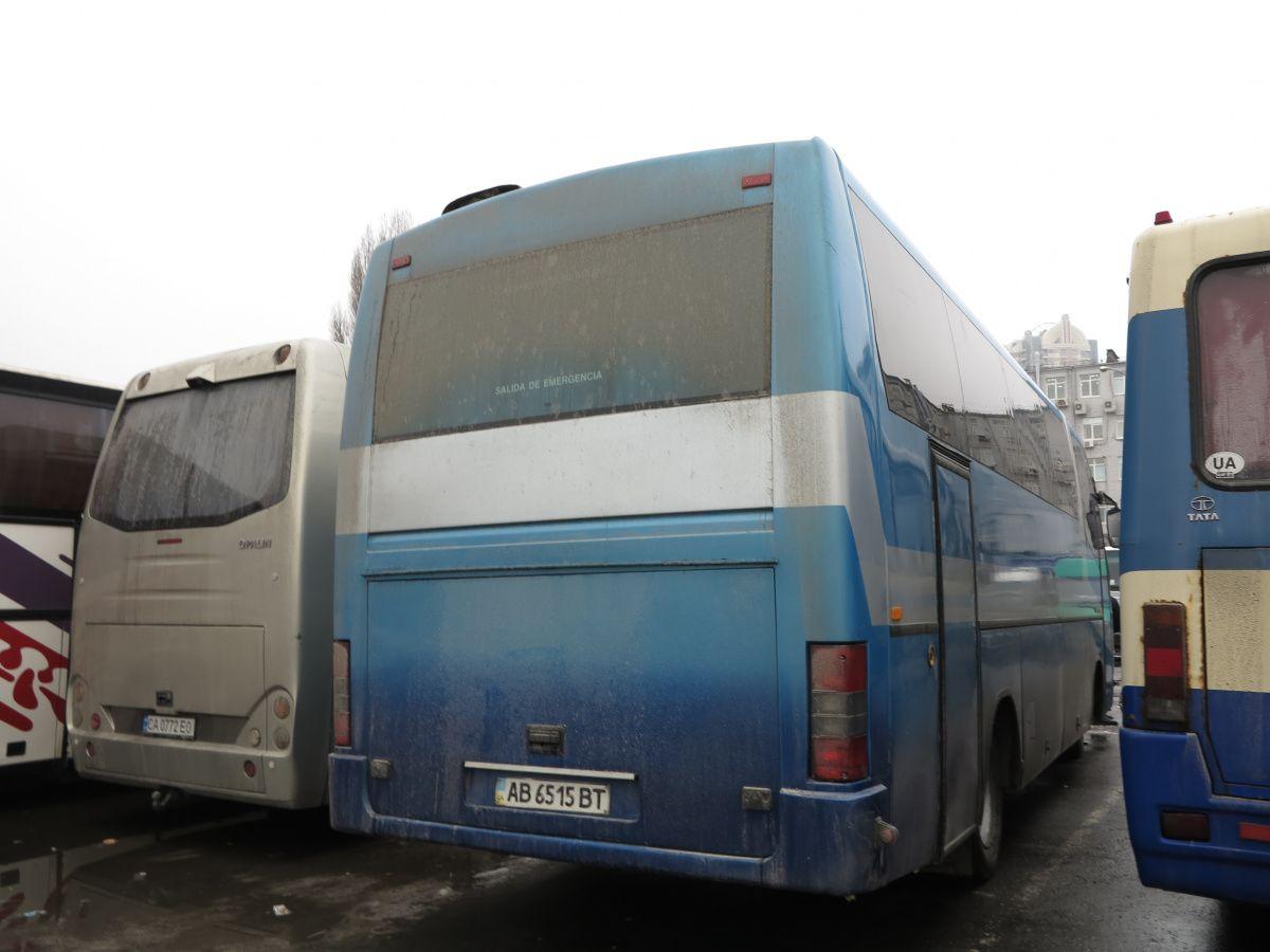 По Украине ездит «автобус-рефрижератор» 2