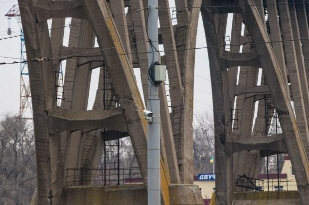 На дорогах Украины начали появляться камеры наблюдения с фотофиксацией 2
