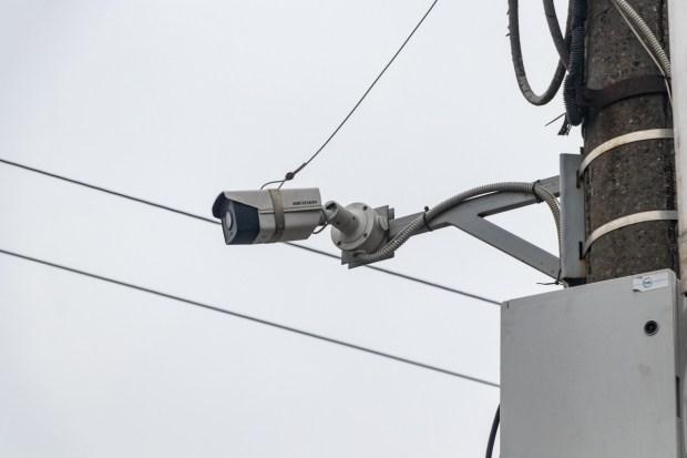 На дорогах Украины начали появляться камеры наблюдения с фотофиксацией 1