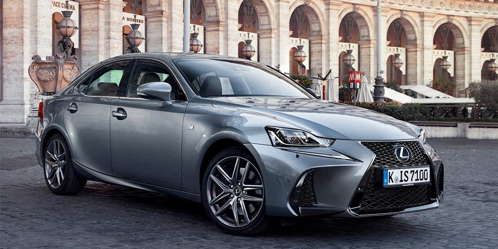 Новый Lexus IS получит мотор BMW от возрожденной Toyota Supra 1