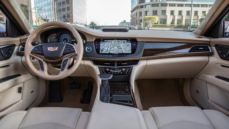 Cadillac CT6 Platinum может получить новый 4,2-литровый мотор V8 3