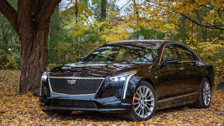 Cadillac CT6 Platinum может получить новый 4,2-литровый мотор V8 1