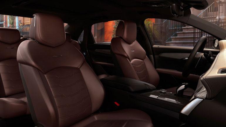 Cadillac CT6 Platinum может получить новый 4,2-литровый мотор V8 2