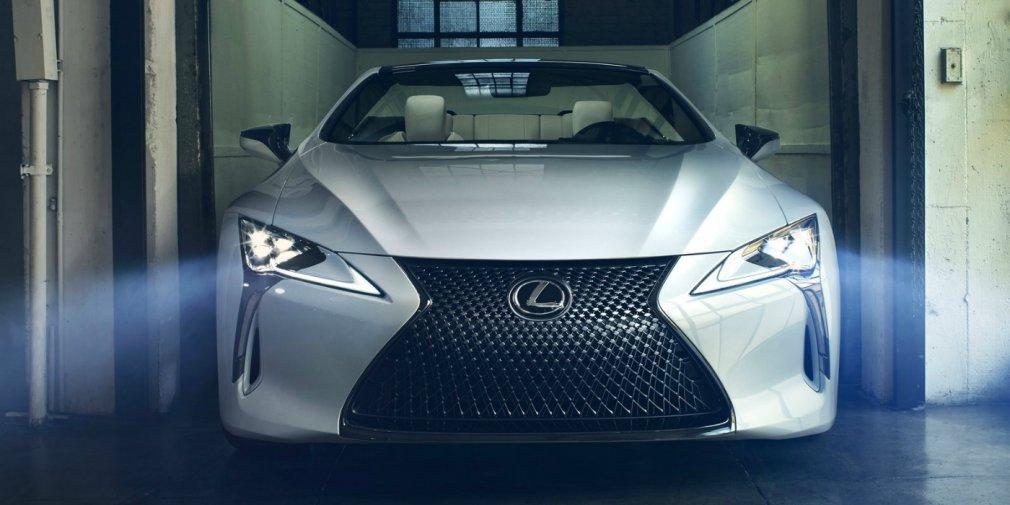 Lexus назвал финалистов ежегодного дизайнерского конкурса 1