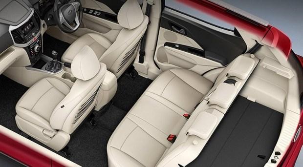 Mahindra раскрыла все подробности о своем новом паркетнике XUV300 3
