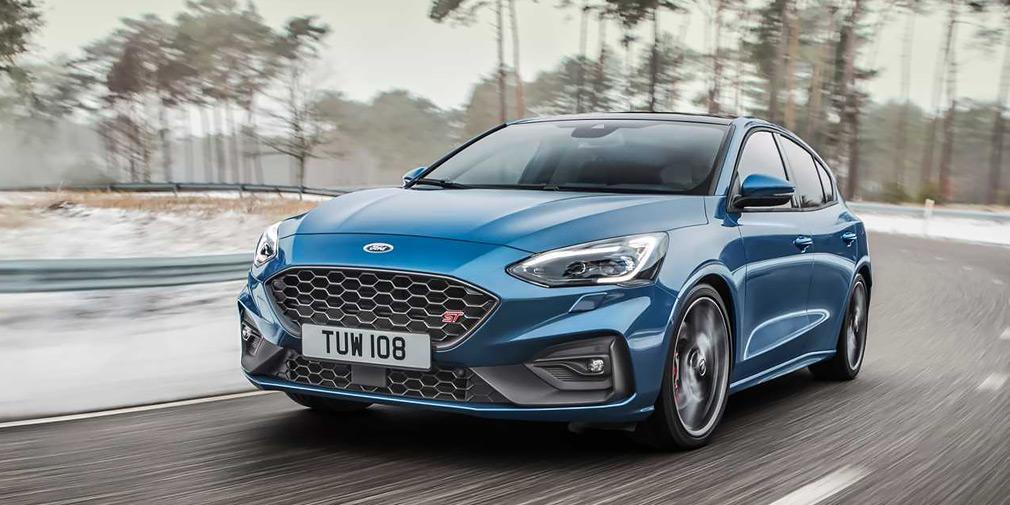Ford выпустил самый мощный Focus ST в истории 1