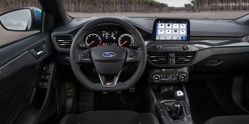 Ford выпустил самый мощный Focus ST в истории 3