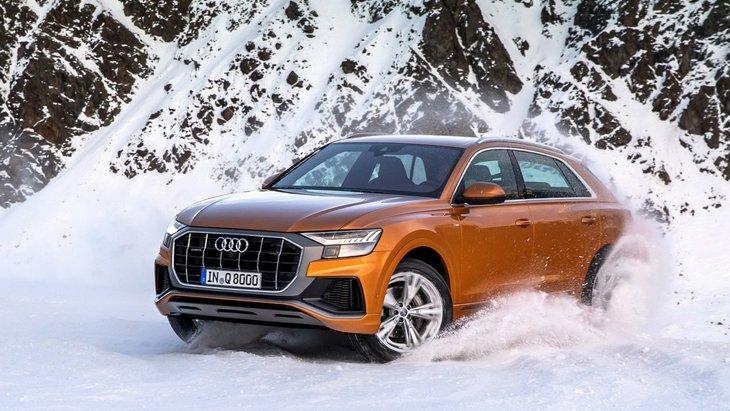 Audi добавила Q8 два новых двигателя 1