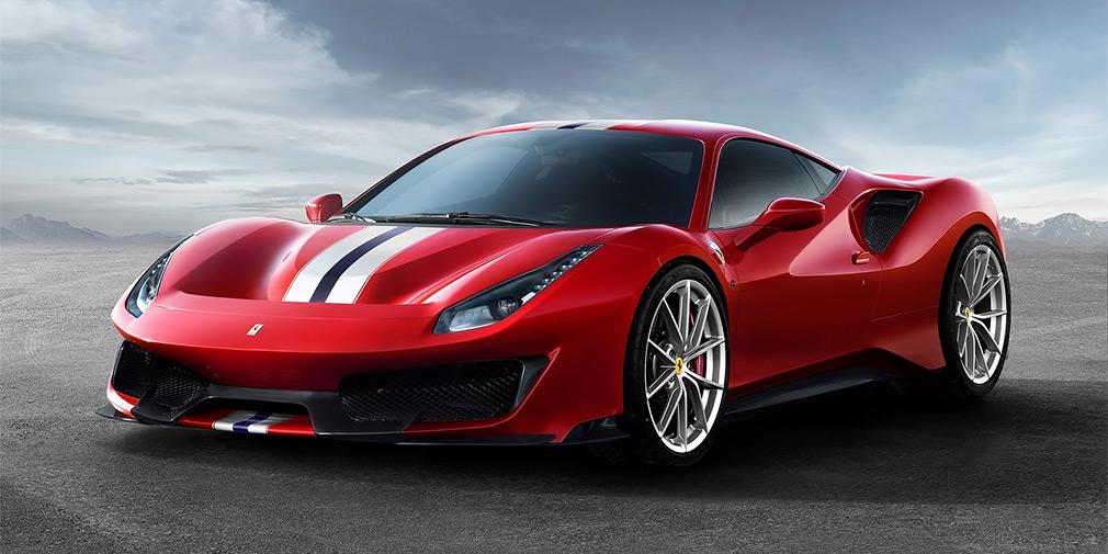 Ferrari представит новый гибридный суперкар в 2019 году 1