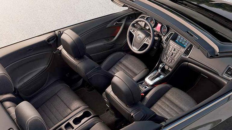 Buick прекращает производство кабриолета Cascada 2