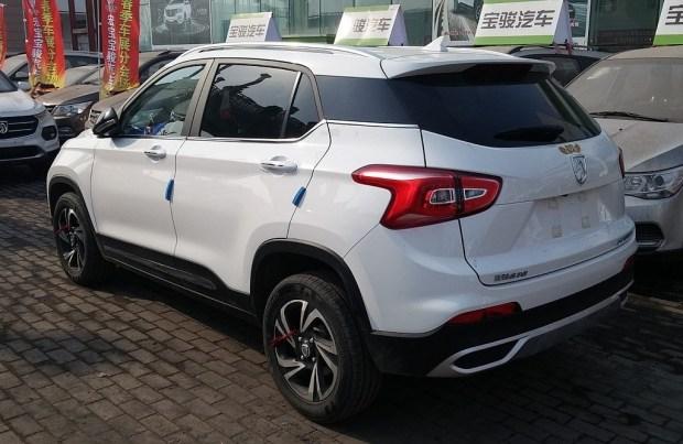 Бюджетный Baojun 510 обретет статус глобальной модели 1