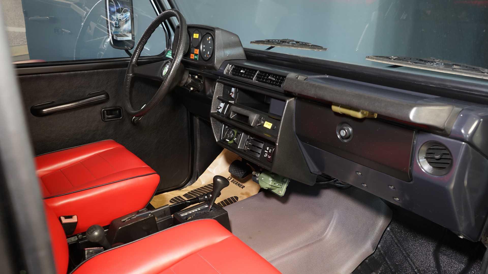 Lorinser доработал старый Mercedes-Benz G-Class 2