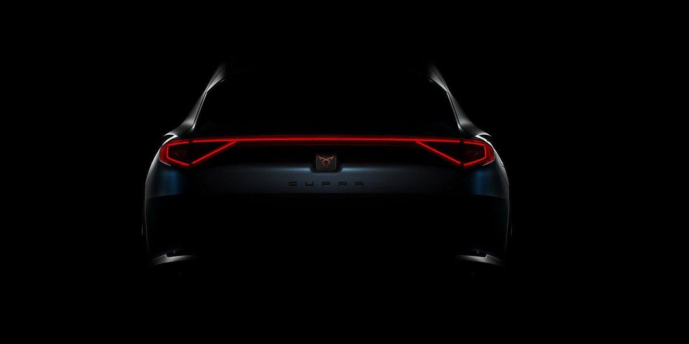 Cupra привезет в Женеву спортивный купе-кроссовер 1