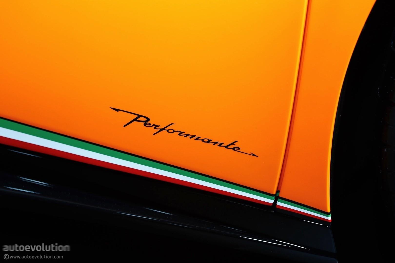 Lamborghini упрощает наименование своих моделей 2