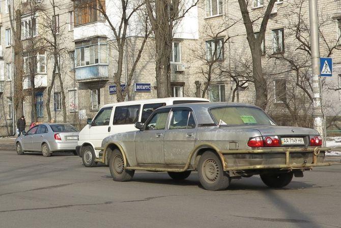 «Волга по-украински» крепче внедорожника 1