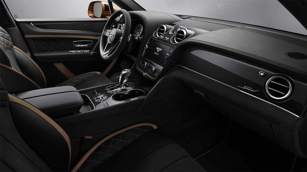 Bentley представил самый быстрый внедорожник в мире 3
