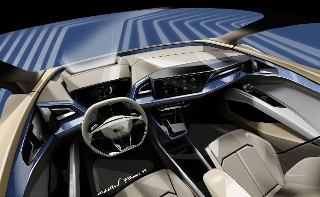 Audi анонсировала новый электрический кроссовер 2