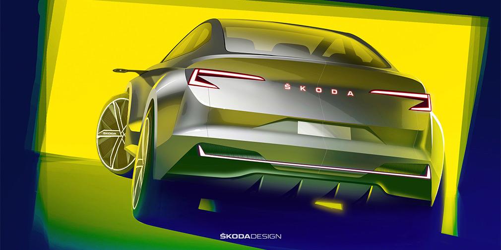 Skoda привезет в Женеву новый купе-кроссовер 2