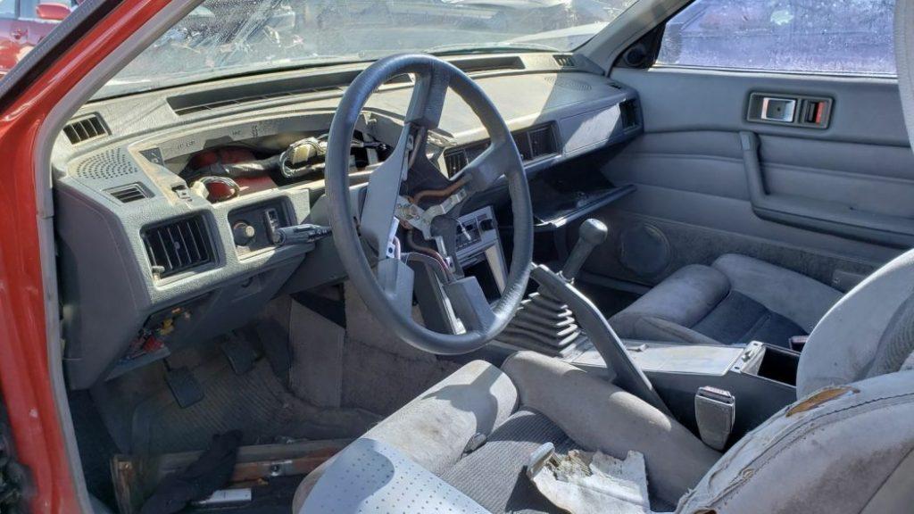 На свалке обнаружили редкий Mitsubishi без следов коррозии 2