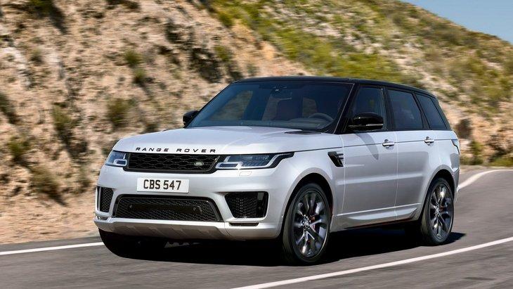 Land Rover выпустил гибридную версию внедорожника Range Rover Sport 1