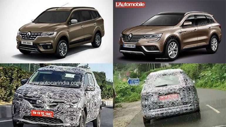 Новая модель кросс-вэна Renault RBC показалась на шпионских фото 2