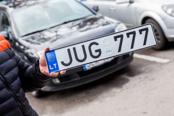 Количество ввезенных из Европы автомобилей бьет все рекорды 1