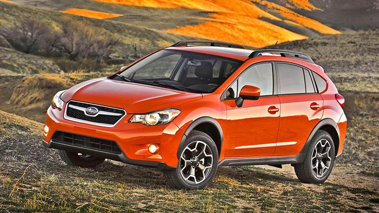 Subaru представит в Женеве новые гибриды для европейского рынка 1