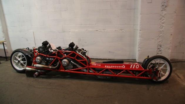 «Супер-крыс» из двух Ducati поражает воображение 2