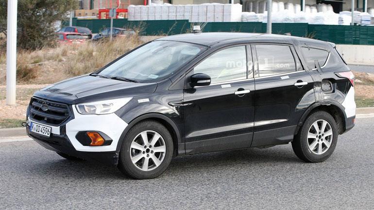 Ford в Европе заменит паркетник Edge на семиместный Kuga 1