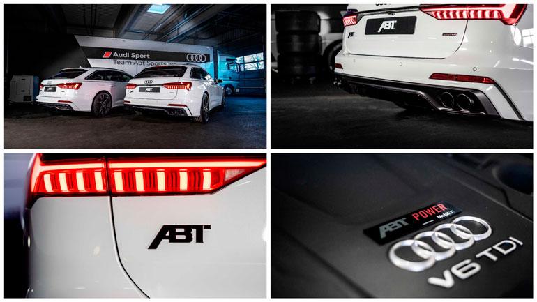 Тюнинг-ателье ABT поработало над универсалом Audi A6 Avant 1