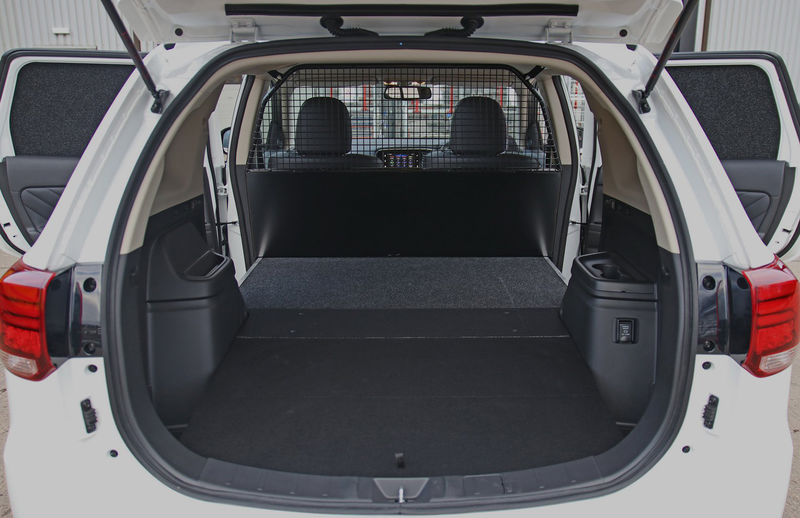 Mitsubishi Outlander получил дешевую двухместную версию 2