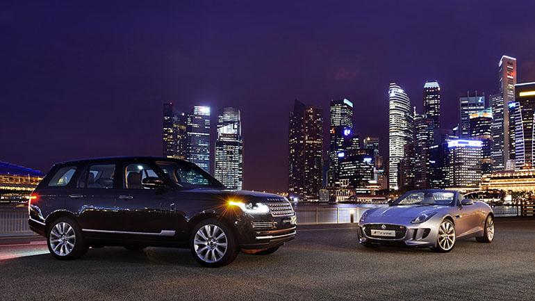 Jaguar Land Rover отзывает внедорожники 1