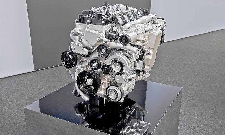 Mazda 3 с мотором Skyactiv-X: известны характеристики 2