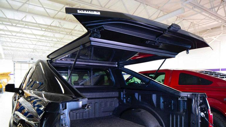 В Сети появились снимки пикапа Ford F-150 в кузове Fastback 2