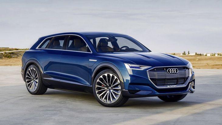 Audi привезет в Женеву новый концепт e-tron и четыре гибрида 1