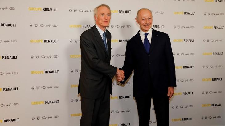 Nissan против общего главы компании с Renault 1