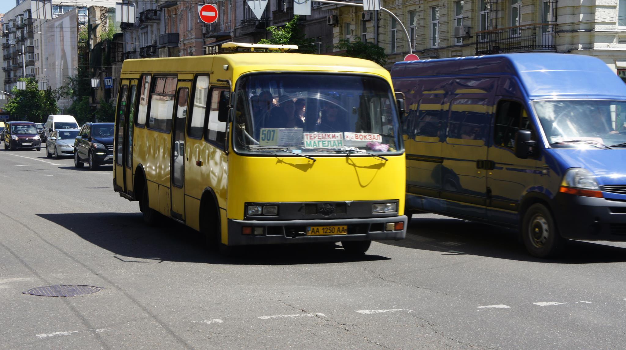 Депутаты хотят жестче наказывать маршрутчиков за отказ в бесплатном проезде 1