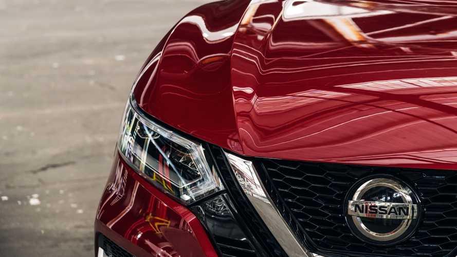 Nissan представил обновлённый Rogue Sport в Чикаго 1