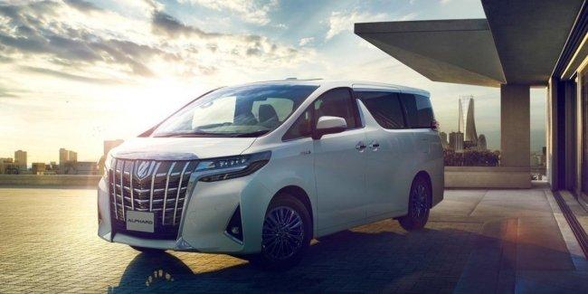 Toyota запустила в Японии сервис подписки на автомобили 1